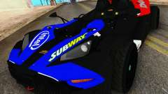 KTM X-Bow 2013