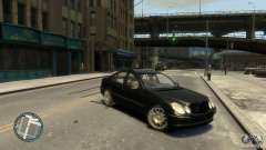 Mercedes-Benz E55 W211