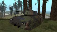 M2A3 Bradley для GTA San Andreas