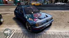 Peugeot 205 для GTA 4
