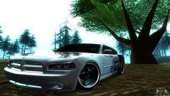 Dodge Charger SRT8 Mopar для GTA San Andreas