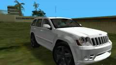 Jeep Grand Cherokee SRT8 TT Black Revel для GTA Vice City