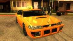 Taxi Sultan для GTA San Andreas