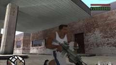 M4 из S.T.A.L.K.E.R.a для GTA San Andreas