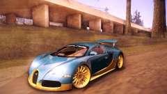 Bugatti Veyron Super Sport для GTA San Andreas