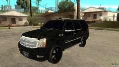 Cadillac Escalade Unique Autosport для GTA San Andreas