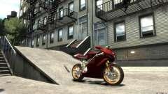 Ducati 999R для GTA 4
