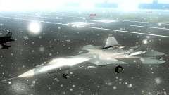 СУ Т-50 Пак Фа для GTA San Andreas