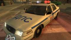Ford Crown Victoria Милиция