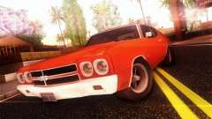 Chevy Chevelle SS 1970 для GTA San Andreas