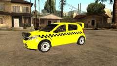 Dacia Sandero Speed Taxi