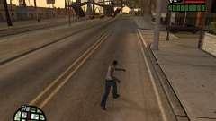 Супер удар для GTA San Andreas