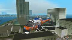 Eurocopter As-350 TV Neptun для GTA Vice City