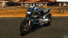 Ducati Diavel Carbon 2011 для GTA 4