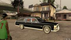 Cadillac Fleetwood Hearse 1985 для GTA San Andreas