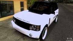 Range Rover Hamann Edition для GTA San Andreas