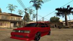Volkswagen Golf 2 GTI Tuned