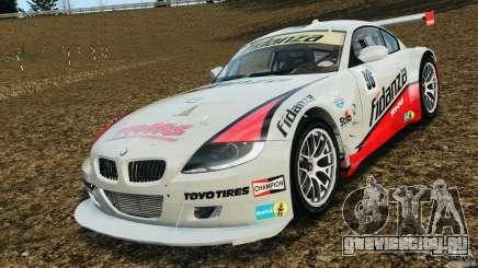 BMW Z4 M Coupe Motorsport для GTA 4