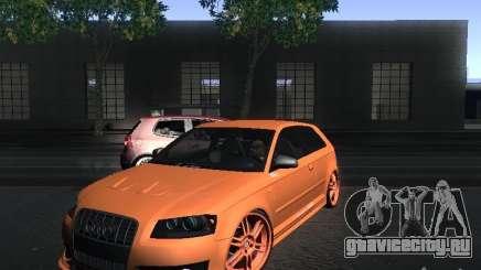 Audi S3 для GTA San Andreas