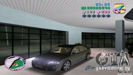 Volkswagen Passat B5+ W8 для GTA Vice City