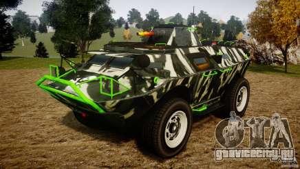 Monster APC для GTA 4