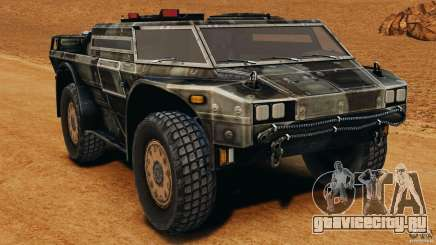 Armored Security Vehicle для GTA 4