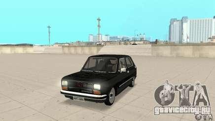 Fiat 147 Brio 1977 для GTA San Andreas