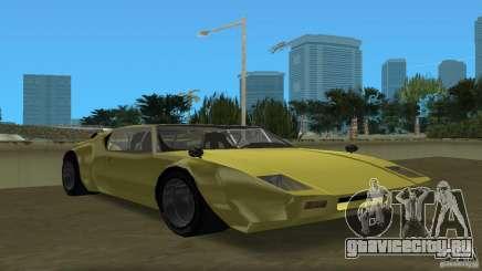 De Tomaso Pantera для GTA Vice City