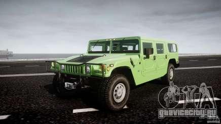 Hummer H1 олива для GTA 4