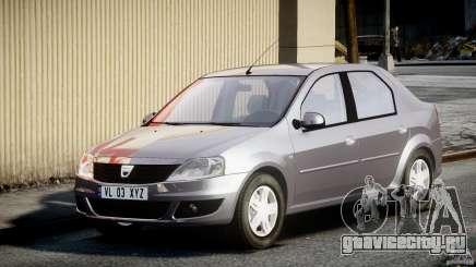 Dacia Logan v1.0 для GTA 4