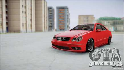Mercedes CLK 55 AMG для GTA San Andreas