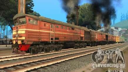 3ТЭ10М-1199 для GTA San Andreas