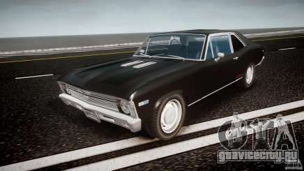 Chevrolet Nova 1969 для GTA 4