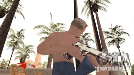 Woody Weapons Pack для GTA San Andreas