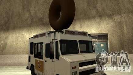 Donut Van для GTA San Andreas