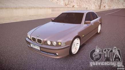 BMW 530i E39 для GTA 4