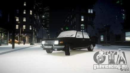 Wartburg 353 W Deluxe для GTA 4
