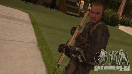 Юрий из Call of Duty Modern Warfare 3 для GTA San Andreas