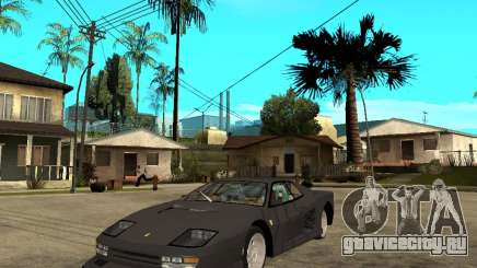 Ferrari TestaRossa Bustard Tuning для GTA San Andreas