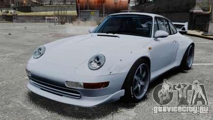 Porsche 993 GT2 1996 для GTA 4