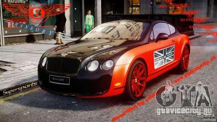Bentley Continental SS 2010 Le Mansory [EPM] для GTA 4