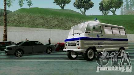 Zuk A-1805 для GTA San Andreas