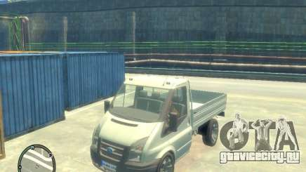 Ford Transit 2007 Pickup для GTA 4