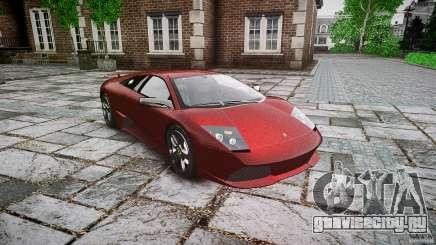 Lamborghini Murcielago v1.0b для GTA 4
