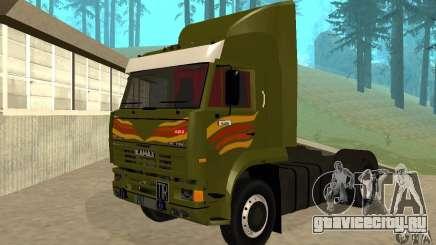 КамАЗ 5460 Skin 3 для GTA San Andreas