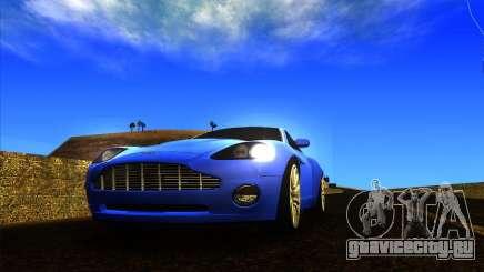 Aston Martin V12 Vanquish V1.0 для GTA San Andreas