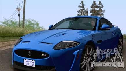 Jaguar XKR-S 2012 для GTA San Andreas