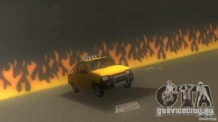 СеАЗ Пикап для GTA Vice City