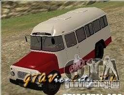 Автобус КАВЗ-685 для GTA San Andreas
