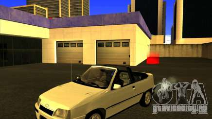 Chevrolet Kadett GSI 2.0 Conversivel (1991-1995) для GTA San Andreas